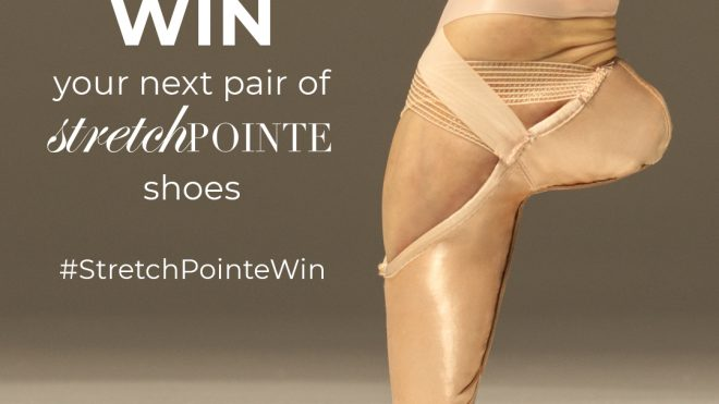Win a pair of Stretchpointe shoes
